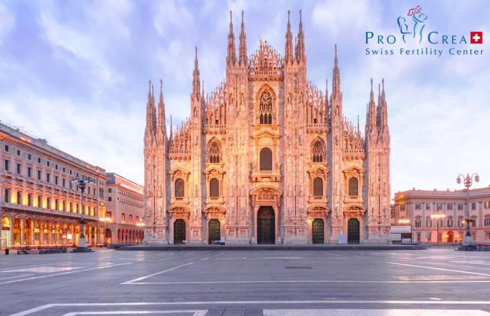 ProCrea a Milano